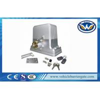 Wholesale 1500KG KIT Auto Gate Motor / Electronic Sliding Gate Opener Custom from china suppliers