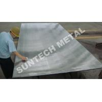 Wholesale Stainless Steel SA240 405 / SA516 Gr.60N Clad Plate for Oil Refinery from china suppliers