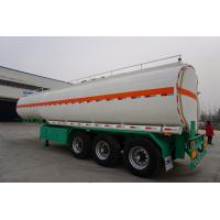Quality 2017 New fuel tanker prices 50000 liters oil/fuel tanker semi trailer for sale