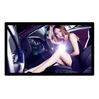 Wholesale TFT LCD Wall Mounted Digital Signage , Black Wall Mounted Screens ROHS from china suppliers