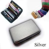 Wholesale Indestructable Aluminum Wallet Credit Card Holder from china suppliers