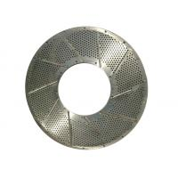 Wholesale Stainless steel perforated circular screen plate for pape rmaking industry from china suppliers