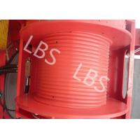 Wholesale Safe 10-Ton Windlass Winch Ship Deck Machinery Carbon Steel Material from china suppliers