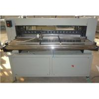 Wholesale High Speed Auto Knife Pleating Machine For Filter Element , ISO 9001 from china suppliers