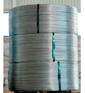Wholesale grain refiner AlTi5B1, Aluminium Boron Titanium coils/ cut rods from china suppliers
