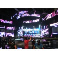 Buy cheap High Definition IP65 8mm Light Weight Outdoor Rental LED Display from wholesalers