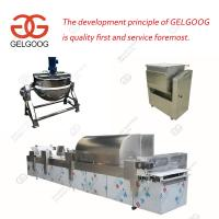 China Commercial Traditional Dessert Egg Sachima Making Machine Processing Production Line in Plant on sale
