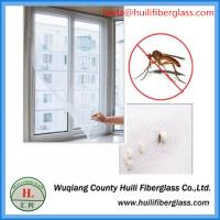 Quality PVC-coated fiberglass insect screen fly screen magnetic insect screen for sale