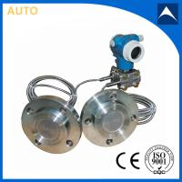 Wholesale Remote seals type pressure transmitter with dule flange from china suppliers