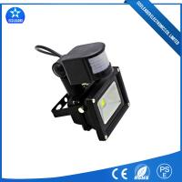 Wholesale Hot Sale PIR Sensor/Induction LED Flood light 10W/20W/30W/50W Spot Flood Lamp IP65 Warm White from china suppliers