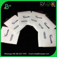 Wholesale New Technology Garment Facotry Use Dupont Tyvek Paper 1443R from china suppliers