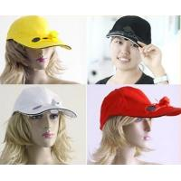 Wholesale Quality guarantee solar powered cooling fan hat from china suppliers