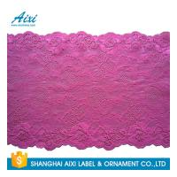 Wholesale Nylon Stretch Lace Embroidery Lingerie Lace Fabric For Underwear Dress Garments from china suppliers