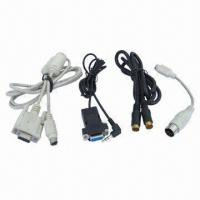 Wholesale RoHS-approved USB Cables, Customized Specifications are Available from china suppliers