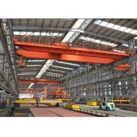 Wholesale Overhead Electric Magnet Crane / 10 Ton Overhead Crane For Warehouses from china suppliers