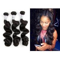 Wholesale Brazilian Hair Extensions / Indian Remy Human Hair 10 Inch To 30 Inch from china suppliers