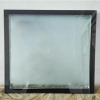 12A + 5mm / 6mm / 8mm Tempered Double Insulated Glass For Buildings