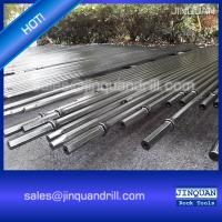 Wholesale High quality tapered drill rod - rock drill steel rod manufacturer, Atlas Copco drill rod from china suppliers