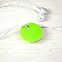 Wholesale Round Shaped ABS Magnet Cable Drop Clips Beadphone Wire Manager For Headphone from china suppliers