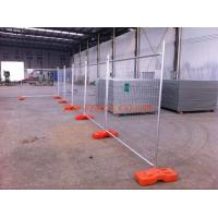 Wholesale temp fence panels PORT STANVAC for sale imported temp fencing panels hot dipped galvanized temporary security fence from china suppliers