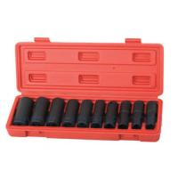 "Wholesale TSQ10 -10pcs 1/2""  pneumatic Socket Set,Socket Wrench,Garage Tools Set,CR-V from china suppliers"