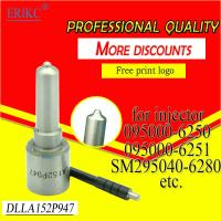 Wholesale DLLA152P947 Denso common rail fuel injector nozzle with ERIKC factory price DLLA 152P947 from china suppliers