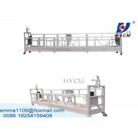Wholesale 630KG Building Painting Basket Working Platform Gondola Windows Cleaners from china suppliers