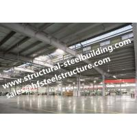 Wholesale Steel Frame Buildings For Turn - Key Project  , Q345 Steel Frame Construction Workshop from china suppliers