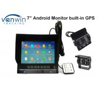 Wholesale 7 Inch Android Car Video Monitors GPS Navigation System Max 32GB SD Card Recording from china suppliers