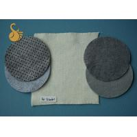 Wholesale Non Woven Felt Anti-Slip PVC Dot Coated Carpet Base Non Woven Material from china suppliers