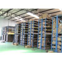 Quality Industrial Steel Storage Racks With Racking Frames , Steel Racks For Warehouse for sale