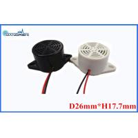Wholesale Single Tone Mechanical Buzzer 12g With Wire Audio Components 85dB from china suppliers
