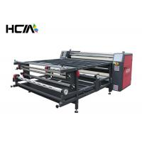 Wholesale Roller Textile Sublimation Printing Roll To Roll Transfer Heat Printing Machine from china suppliers