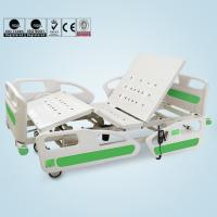 Quality Sprayed Steel Full Electric Hospital Bed For Home Use 1 Year Warranty for sale