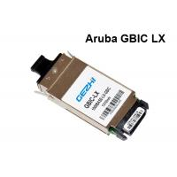 Wholesale ARUBA SFP GBIC Module , Networking Solution Single Mode SFP Module from china suppliers