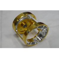 Wholesale Professional  Custom Precision CNC Machining Services Gold Anodized For lights , toys from china suppliers