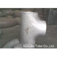 Wholesale ASTM A403 Stainless Steel Pipe Fittings Schedule 5S 10S 40S Reducing Tee NPS 1/2'' - 24'' from china suppliers