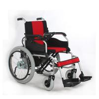 Wholesale Portable Folding Electric Wheelchair from china suppliers