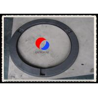 Wholesale Black Rayon Based Rigid Graphite Felt Gasket Plate Fireproof For Vacuum Furnaces from china suppliers