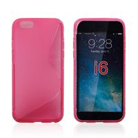 Wholesale Iphone Accessories Iphone 6 Clear S-Curve TPU Case Ultra Thin TPU Shell from china suppliers