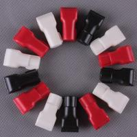 Wholesale COMER Red Different Diameter ABS EAS Safety Magnetic Stop Lock from china suppliers