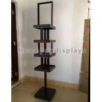 Wholesale Products Advertise POP Metal Display Racks , Cosmetic Display Racks from china suppliers