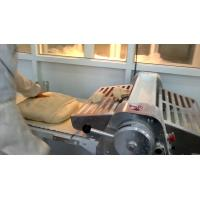 Wholesale Croissant Dough Sheeter Machine with Oiled System and Brush CE from china suppliers