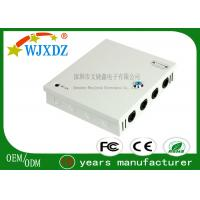 Quality 9 Channel 120 Watt AC DC Switching Power Supply For CCTV Camera Power Supplies for sale