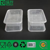 Wholesale recyclable and microwaveable plastic food container from china suppliers