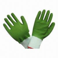 Wholesale Wave Type Nitrile Gloves  from china suppliers