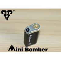 Quality Original 2600 mah Variable Voltage E Cig Mini Bomber 25 W Box Mod Ecig for sale