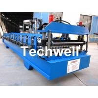 Buy cheap Sinusoidal Corrugated Sheet Making Machine For Corrugated Sheet Metal from wholesalers