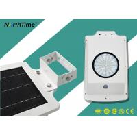 Wholesale Auto Lighting Integrated LED Solar Street Lights With MPPT Controller & Li Battery from china suppliers