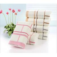 Wholesale Luxury discount good quality personalised face bamboo cotton towels from china suppliers